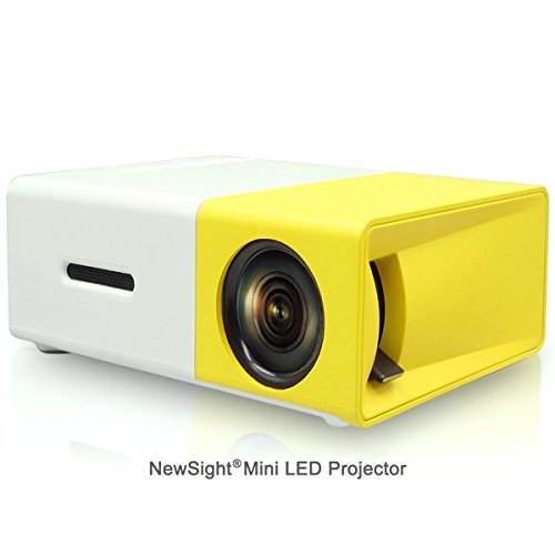 NewSight Portable Projector Support 320x240