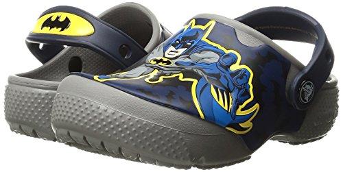 9cd6b92f0 crocs Boys  Crocsfunlab Batman Clog
