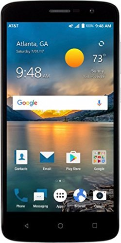 Zte Blade Spark Unlocked 4G LTE Fingerprint Reader 5.5 inch 13mp Flash 16GB Quad Core Unlocked Z971 Desbloqueado (Best Phone For 100)