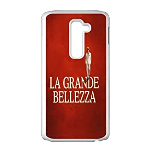 DIY Stylish Printing La grande bellezza Cover Custom Case For LG G2 MK1H502100