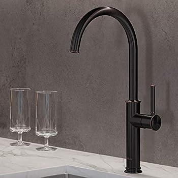 Freuer Organica Collection Modern Kitchen Wet Bar Sink