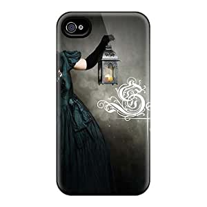 JohnPrimeauMaurice Iphone 4/4s Great Hard Cell-phone Case Allow Personal Design Colorful Evanescence Band Skin [UJP19792Aeon]