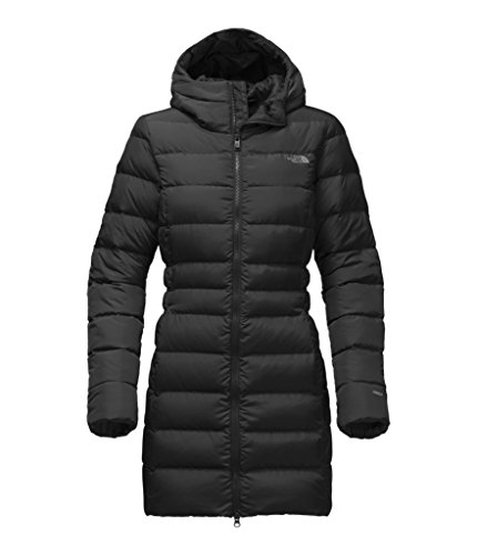 The North Face Women's Gotham Parka II - TNF Black - M by The North Face