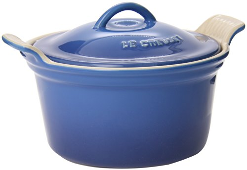 Le Creuset Heritage Stoneware 18-Ounce Covered Cocotte, Marseille by Le Creuset