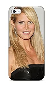 Durable Protector Case Cover With Heidi Klum Hot Design For Iphone 5/5s