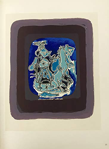 Artebonito - Georges Braque Lithograph Helios 9