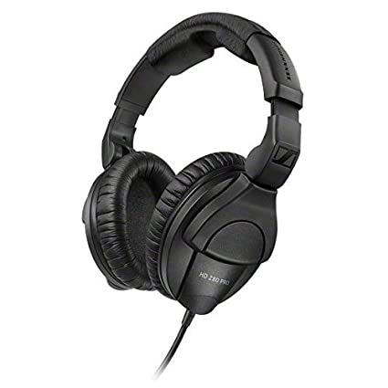 Sennheiser Hd-280 Pro Studio Monitor Folding Headphone (Black)