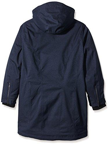 Schöffel Joyce - Chaqueta para mujer, color marrón Azul - azul marino