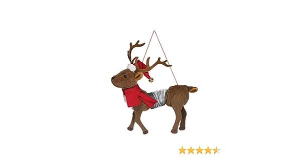 Sullivans Slinky Reindeer Ornament Sullivan/'s Gift OR8556