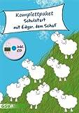 """Komplettpaket """"Schulstart mit Edgar, dem Schaf"""", CD-ROM"""