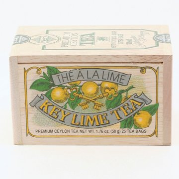 Metropolitan Tea Key Lime Tea - 25 Bags -