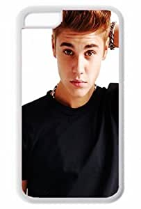 Snap On Case for ipod touch 5 ipod touch 5 Super Star Justin Bieber Black Protection Back Cover Protection Durable Slim Fitted Beauty Girl Store -45