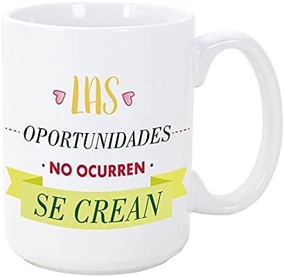 Mugffins Tazas Desayuno Originales Con Frases Motivadoras