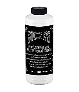 8 oz. Stogies Large Cigar Humidor Solution Propylene Glycol 50/50 Pre-mixed