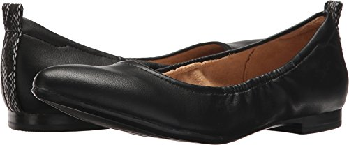 Naturalizer Women's Erin Black Smooth 6.5 M (Erin Shoes)