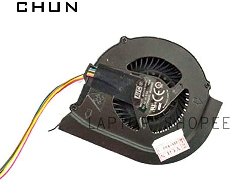 FCQLR New cpu Fan Compatible For Lenovo Thinkpad T440P