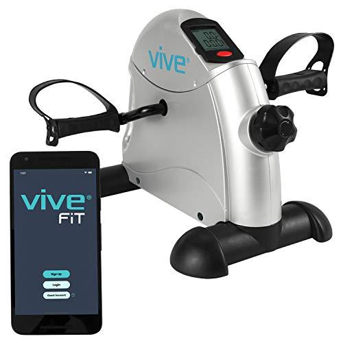 Vive Pedal Exerciser Stationary