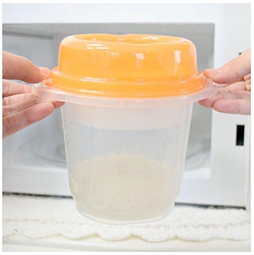 Marca nueva de arroz cocina para microondas para un solo uso ...