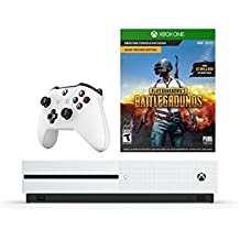 Microsoft Xbox One S 1 TB Console with PLAYERUNKNOWN'S BATTLEGROUNDS and Wireless Controller Choose the Must-Play Games and More