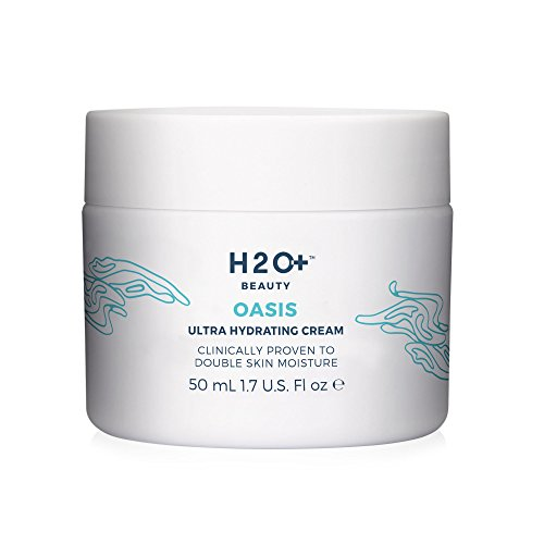 H2O Plus Oasis Ultra Hydrating Cream, Water Based Moisturizer for Dry Skin, 1.7 (H2o Plus Oasis)