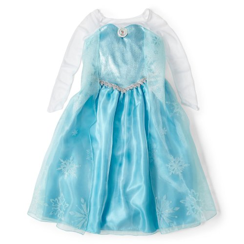 Disney Frozen Princess Elsa Toddler Costume Size 2/3 (XXS)