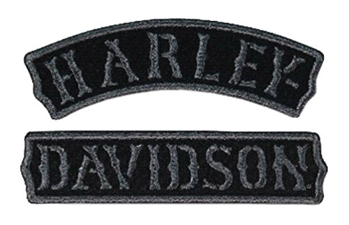 Harley Davidson Jacket Patches - 1