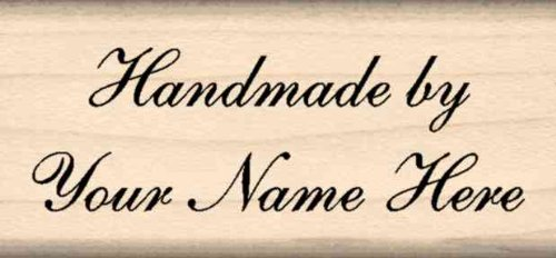 - Stamps by Impression Custom Made Personalized Rubber Stamp (2 Line) Choice of Font