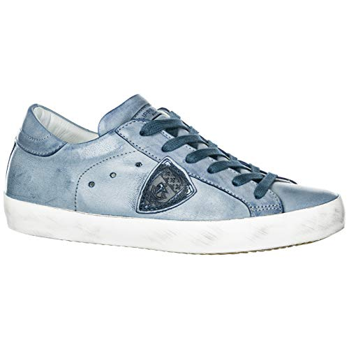 Donna Philippe Nuage Paris Sneakers Model Bleu 4qqBAFp