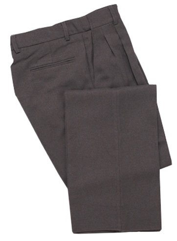 Adams USA Smitty Expanded Waist Pleated Baseball Umpire Combo Pants (Charcoal Gray, 34-Inch) (Baseball Umpire Shirt)