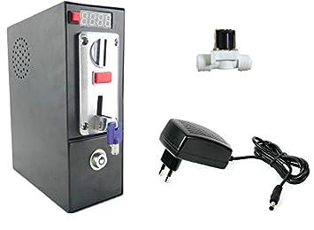 Monedero para ducha con electroválvula: Amazon.es: Electrónica