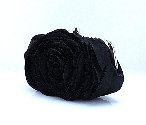 pour TOOKY Noir Pochette TOOKY Pochette Noir femme femme pour dtEqTww