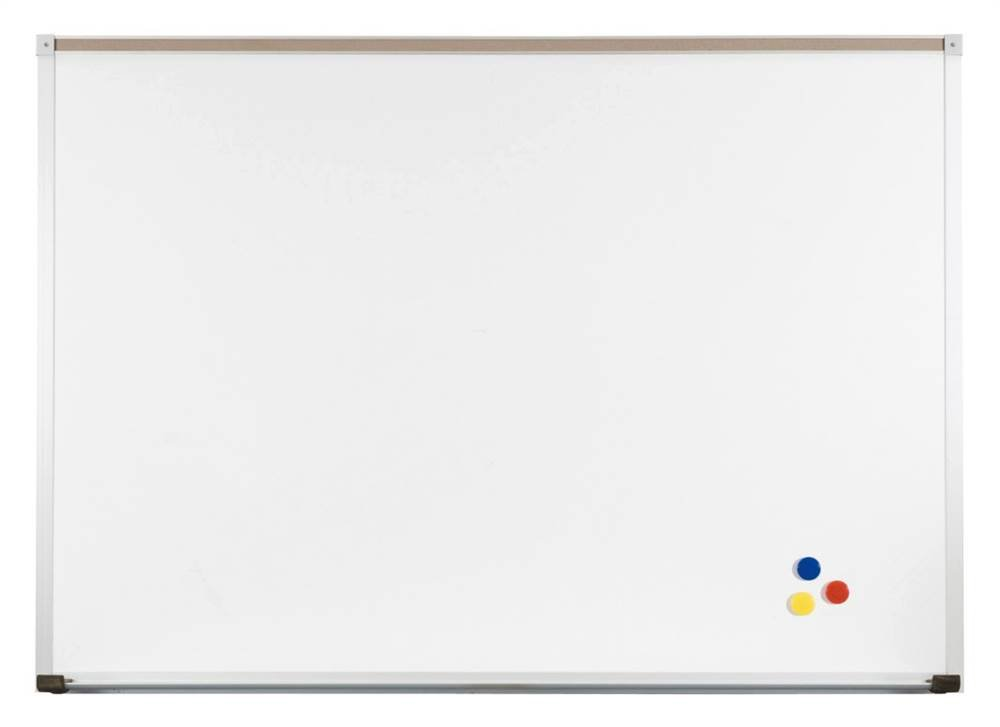 Deluxe Magne-Rite Board w Alum Trim (4 ft. W x 3 ft. H (24 lbs.))