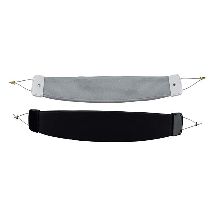 certylu Auriculares Reemplazo de Almohadillas de coj/ín de Repuesto para Steelseries Siberia V1 V2 V3 Auriculares