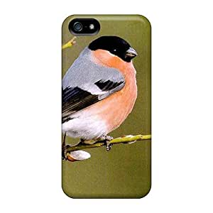 Fashion Tpu Case For Iphone 5/5s- Bird Defender Case Cover by mcsharks