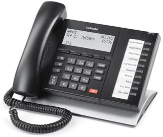 Toshiba IP5022-SD IP Telephone by Toshiba