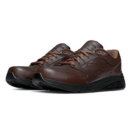 New Balance Men's MW928V2 Walking Shoe, Brown, 10 B US