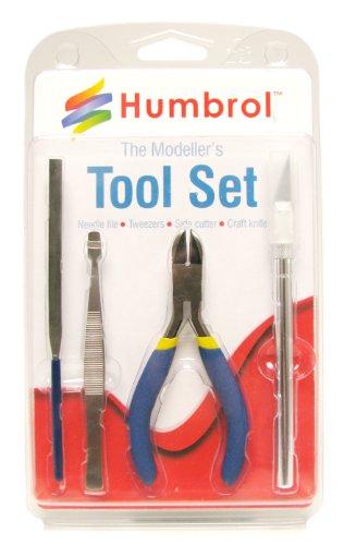 Humbrol AG9150 The Modeller's Tool Set
