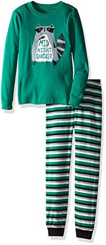 Gymboree Boys Big 2-Piece Cotton Pajamas