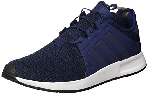 adidas X_PLR, Scarpe da Ginnastica Basse Uomo Blu (Dark Blue/Grey Three)
