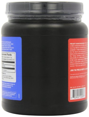 Prolab Creatine Monohydrate Powder (1000g) 2.2 lbs (Pack of 3) by ProLab (Image #5)