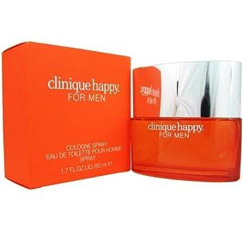 Clinique Happy Cologne Eau de Toilette Spray, 1.7 Ounce