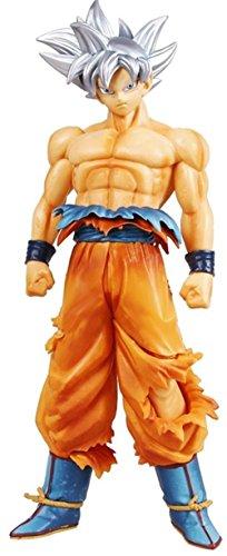 Dragon Ball Supre Son Goku Super Saiyan Ultra Instinct Action Figure PVC 10