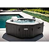 """Intex 79"""" X 28"""" PureSpa Jet and Bubble Deluxe"""