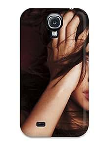 9705479K34738318 New Tpu Hard Case Premium Galaxy S4 Skin Case Cover(adriana Lima)