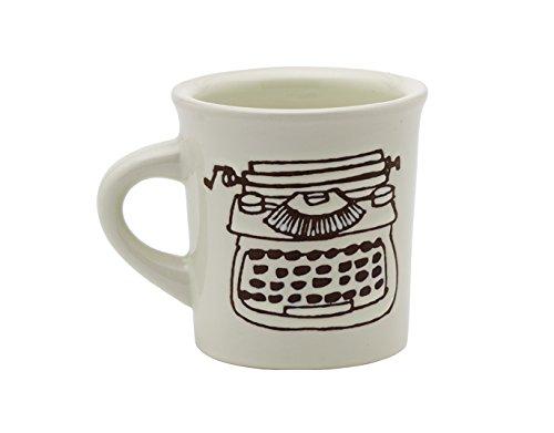 - ORE ORIGINALS Cuppa Cup Typewriter, 1 EA