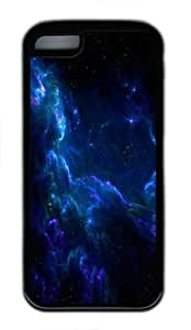 Lmf DIY phone caseiphone 6 4.7 inch Cases & Covers -Blue clouds outer space Custom TPU Soft Case Cover Protector for iphone 6 4.7 inch- TPU - BlackLmf DIY phone case