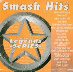 Price comparison product image Legends Karaoke Smash Hits #2 Vol 12