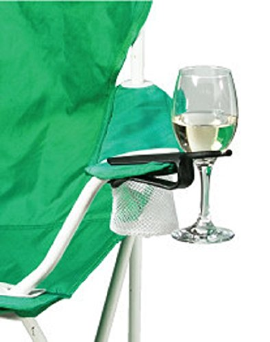 The Wine Hook Clip-On Glass Holder made our CampingForFoodies hand-selected list of 100+ Camping Stocking Stuffers For RV And Tent Campers!