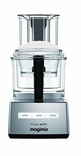 Magimix 4200XL Food Processor - Satin by Magimix
