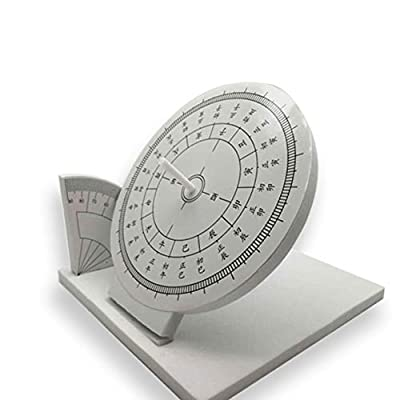 Anniston Kids Toys, DIY Sun Clock Sundial Developing Intellectual Children Science Experiment Toy DIY Toys Perfect Fun Time Play Activity Gift for Boys Girls: Toys & Games